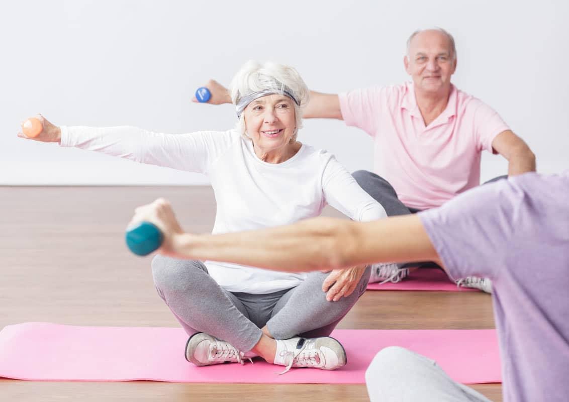 atividade física na terceira idade