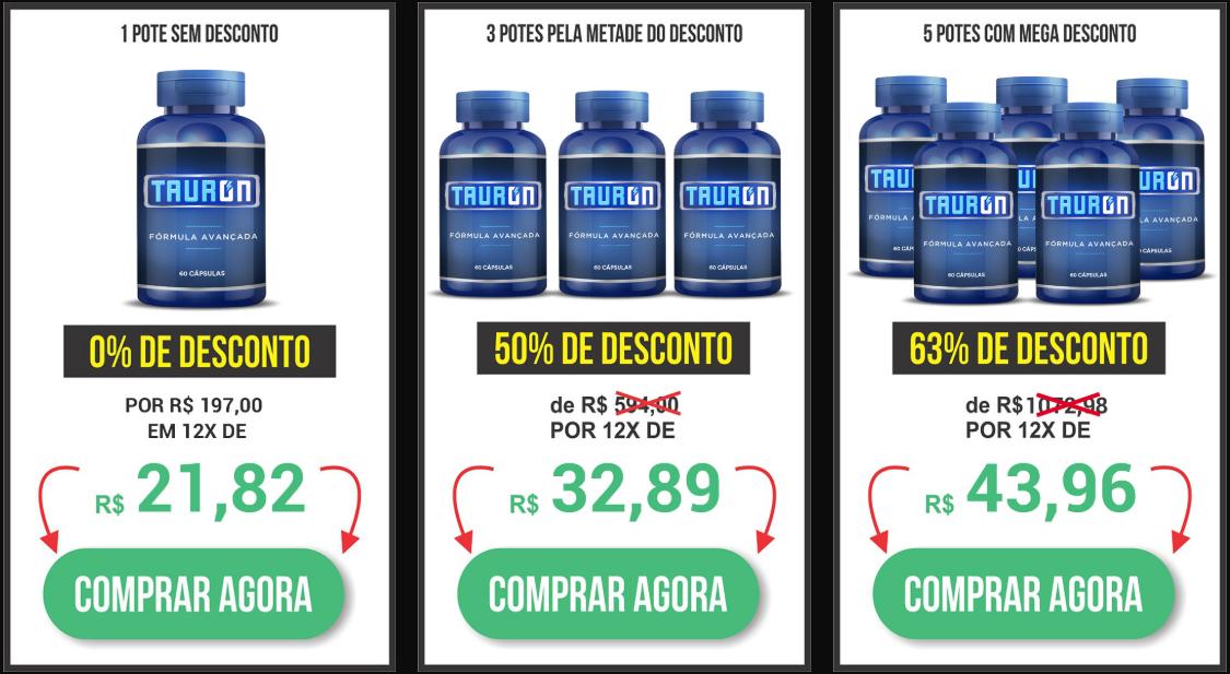 preços do tauron